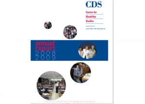 CDS Annual Report